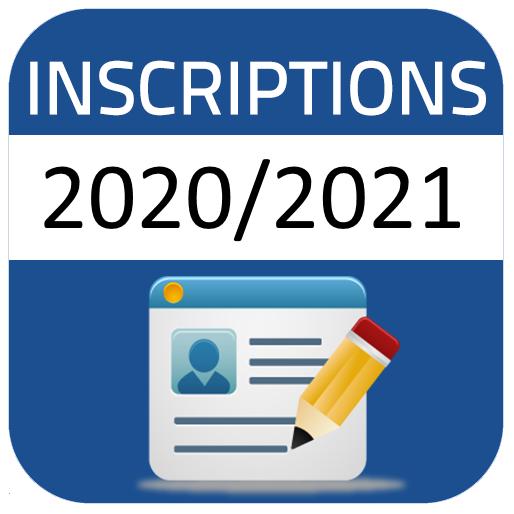 Inscription logo 2020