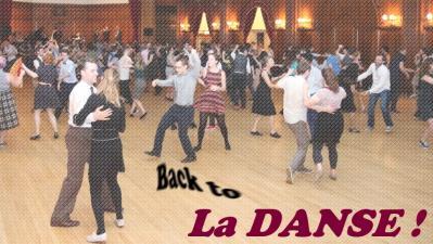 Rentree danse