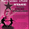 Stage west coast swing 1